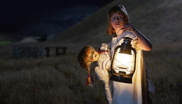 アナベル人形誕生の秘密を描く、映画『アナベル 死霊人形の誕生』
