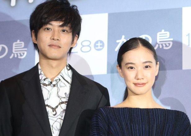 『彼女がその名を知らない鳥たち』で共演した蒼井優と松坂桃李