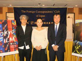 カンヌ常連の河瀬直美監督、東京国際映画祭への抱負を語る「東京は遠いなって思っていました」