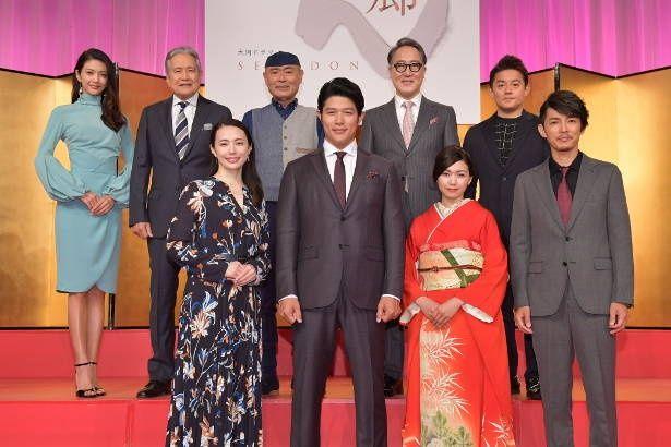 大河ドラマ「西郷どん」の世界を彩る新たな出演者が発表された