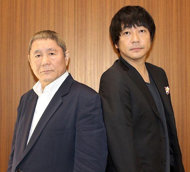 北野武監督が大森南朋と『アウトレイジ 最終章』を語る!