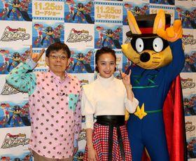 """声優挑戦のももクロ・百田夏菜子、""""Z""""繋がりの大先輩に感謝の絶叫!"""