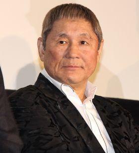 北野武、次のバイオレンス映画は「日本の役者オールスターズで」ギャラは車代のみ