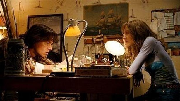 撮影時は13歳という天才少女シアーシャ・ローナンと、良きパパを演じたマーク・ウォールバーグ