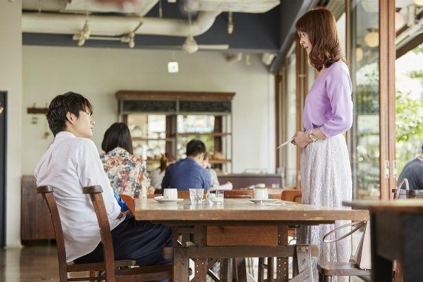 岡田将生と佐々木希が共演した『伊藤くん A to E』の現場を直撃