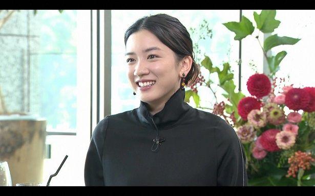 永野芽郁が憧れの女性について熱く語る!
