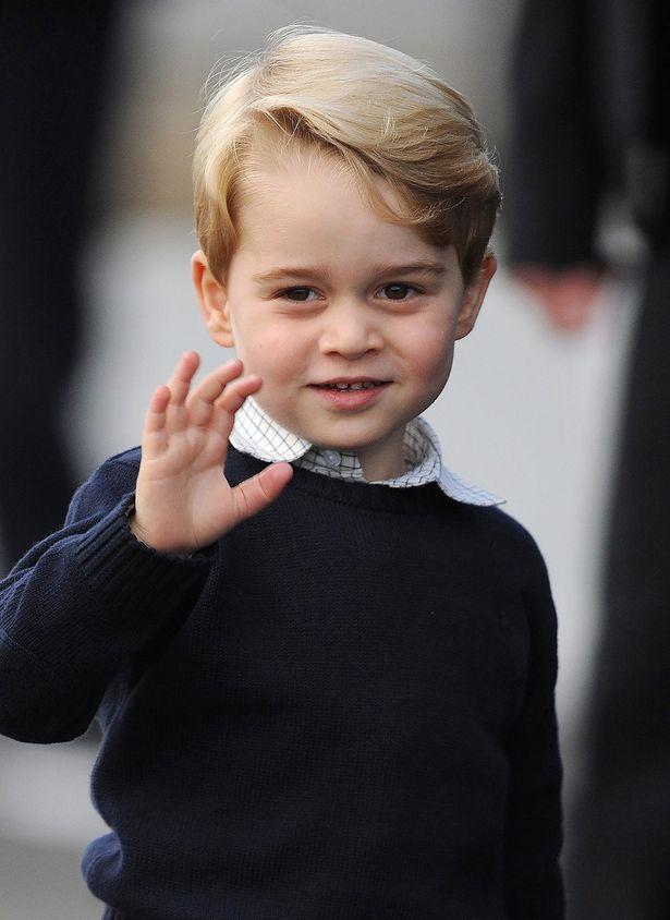 ジョージ王子、王室初の共学校へ?