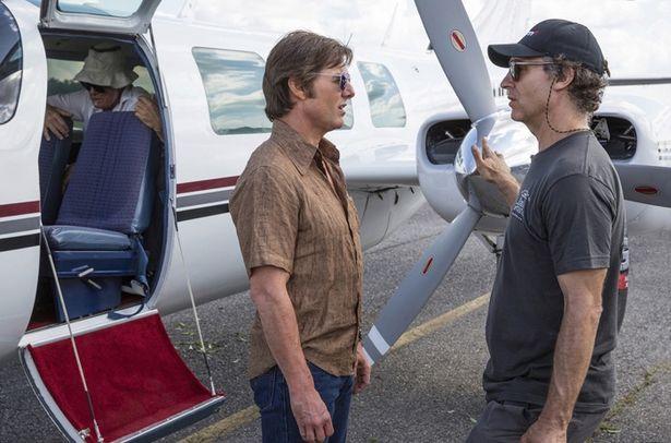 トム・クルーズと、ダグ・リーマン監督は『オール・ユー・ニード・イズ・キル』に続いてのタッグ