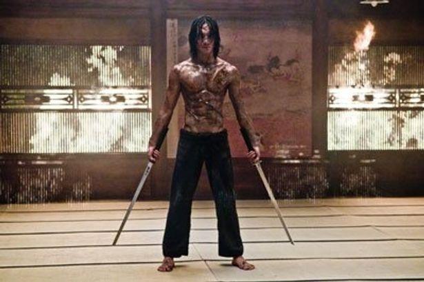 見よ、これがRain(ピ)の筋肉だ!