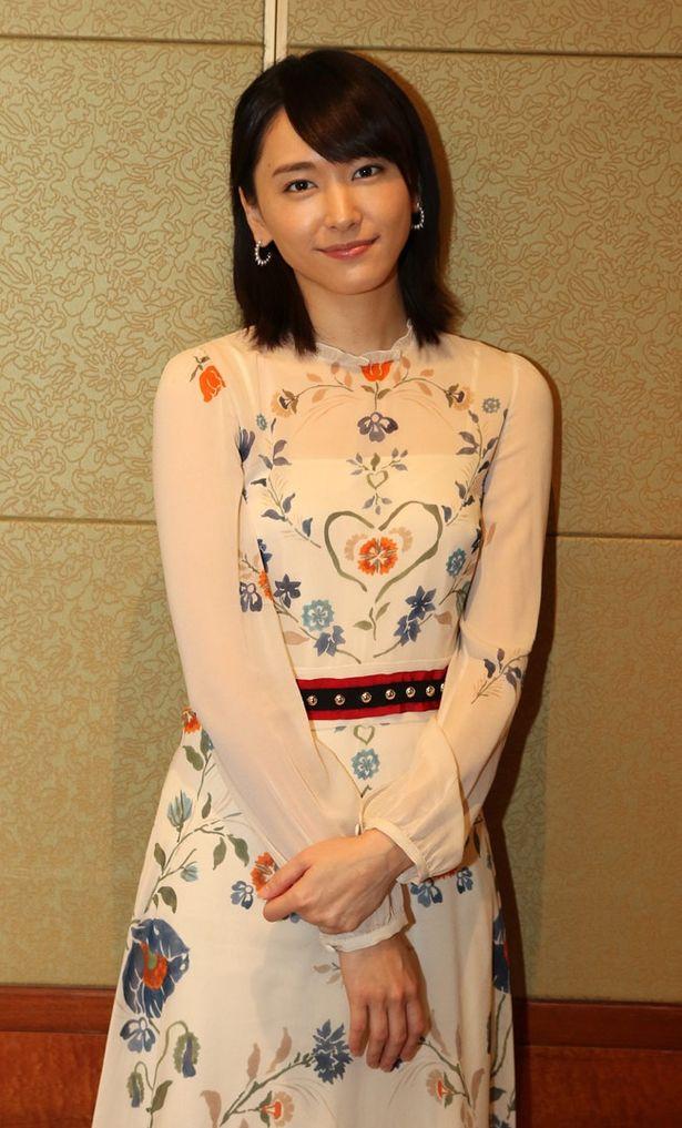 生瀬勝久が演じた謎多きキャラ、エスメラルダがお気に入りだと語った新垣結衣