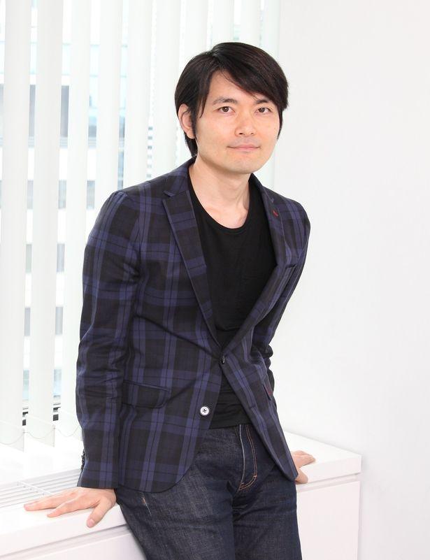 映画「ミックス。」の脚本を手掛ける古沢良太