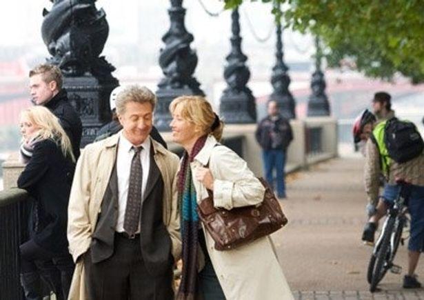 ダスティン・ホフマンとエマ・トンプソンというオスカー俳優の共演が見応えたっぷりの『新しい人生のはじめかた』