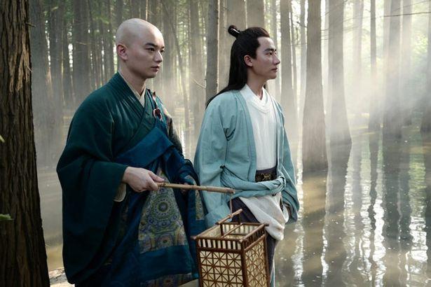 映画祭初日の10月25日(水)にはオープニングスペシャルとして『空海-KU-KAI-』の特別映像も上映される