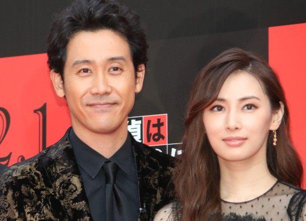 『探偵はBARにいる3』で共演した大泉洋と北川景子