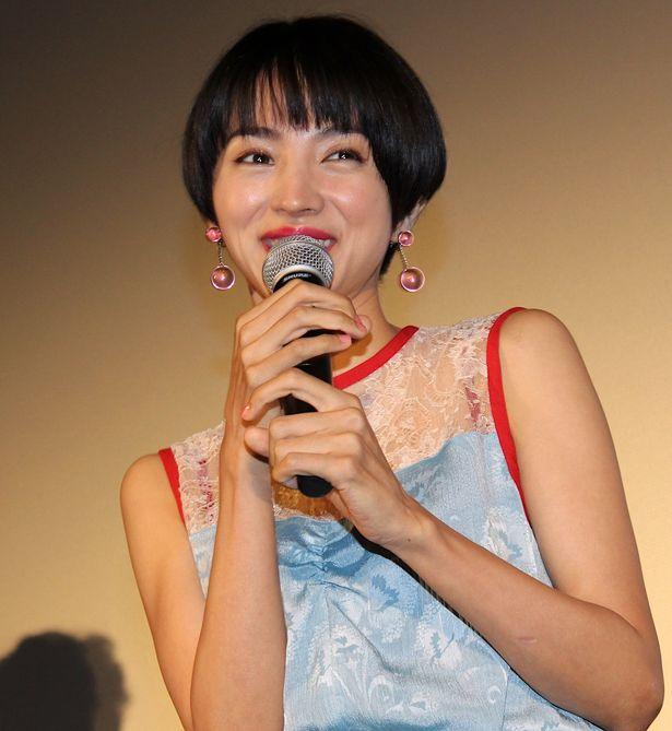 満島ひかりが芝居への情熱を語る!