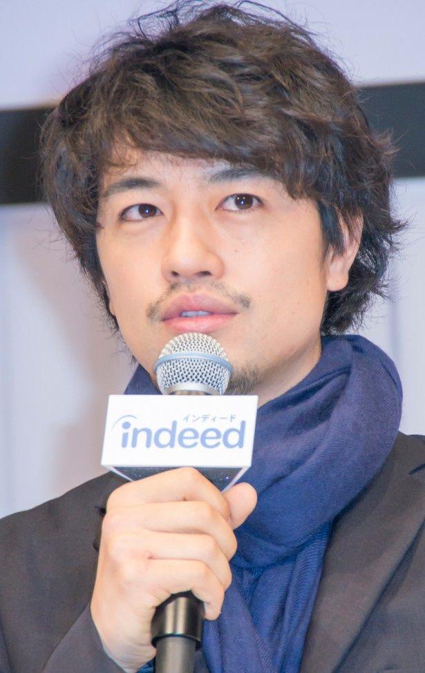 「嵐にしやがれ」(日本テレビ系)にゲスト出演した斎藤工