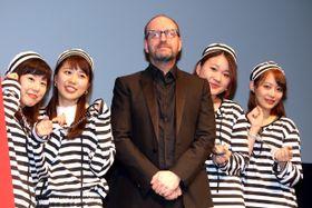 スティーヴン・ソダーバーグ監督が来日「10代で日本映画にとても魅せられました」