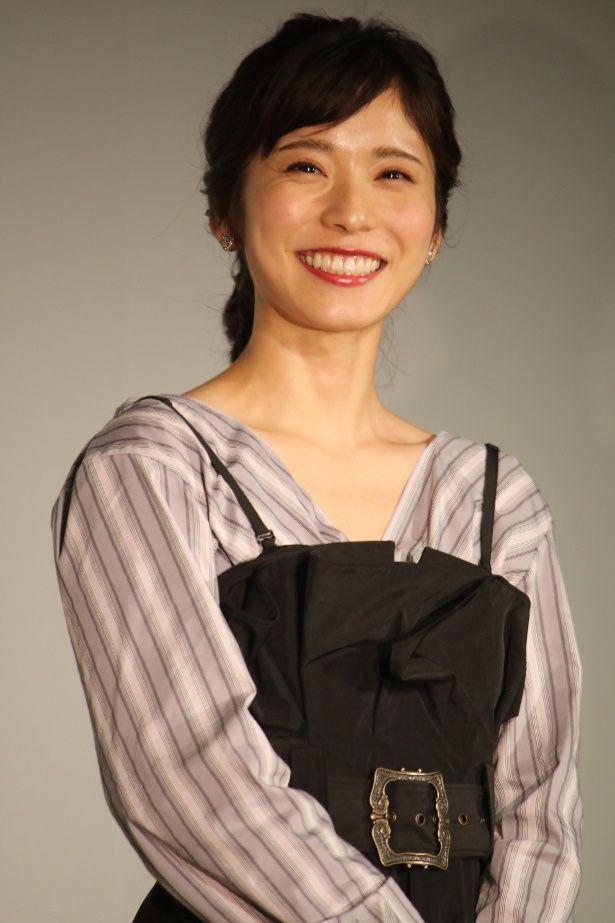 『勝手にふるえてろ』の主演を演じた松岡茉優