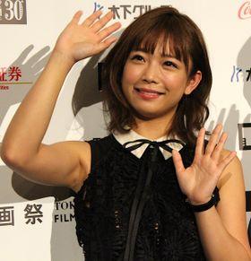 紗倉まな「AV女優も一人の女の子」東京国際映画祭でAV女優への偏見に持論