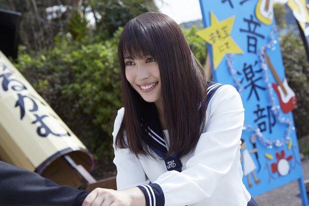 好奇心旺盛な女子高生・千反田えるを広瀬アリスが生き生きと演じる