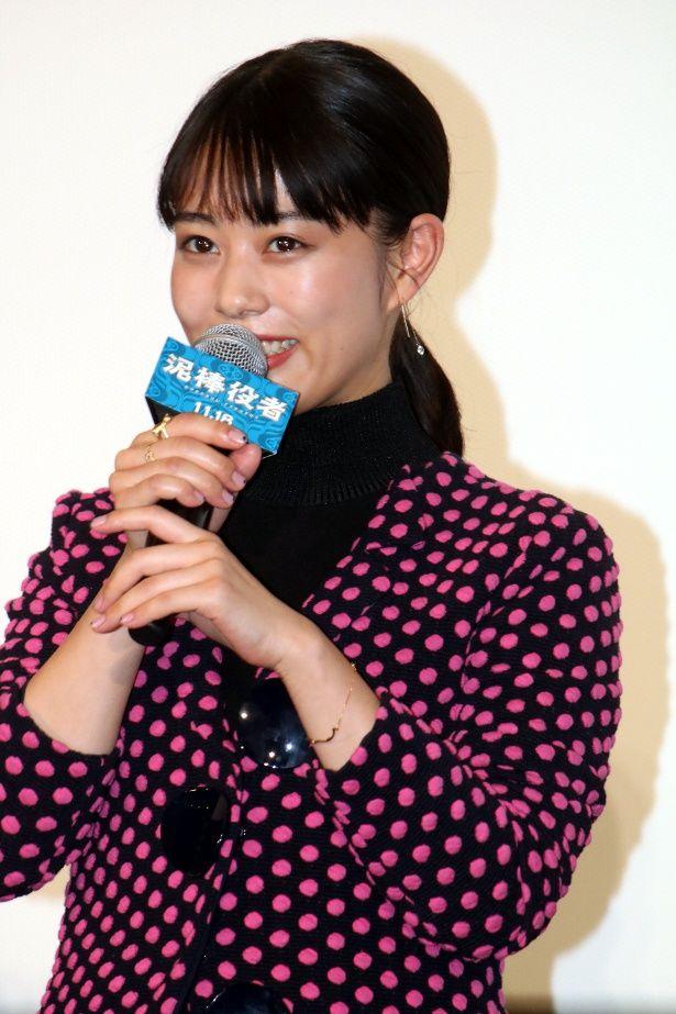 関ジャニ∞丸山隆平と高畑充希が『泥棒役者』で恋人役