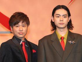 『火花』で同級生の菅田将暉と川谷修士、20歳の年齢差に会場がどよめく