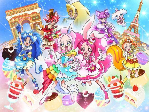 大ヒットスタートとなった『映画キラキラ☆プリキュアアラモード パリッと!想い出のミルフィーユ!』