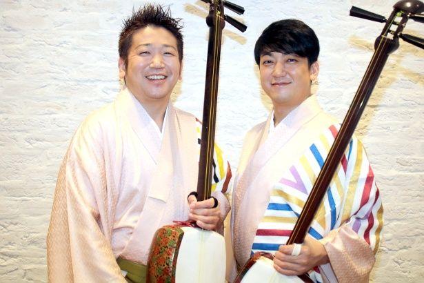 『KUBO/クボ 二本の弦の秘密』の日本語吹替版の主題歌を手掛けた吉田兄弟