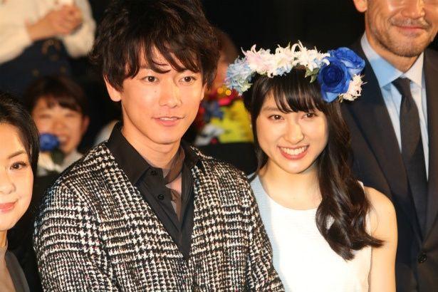 佐藤健と土屋太鳳が『8年越しの花嫁 奇跡の実話』で共演