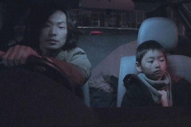 自身に内在する暴力性に苦悩する男の姿を描いた、高橋康進監督作『ロックアウト』