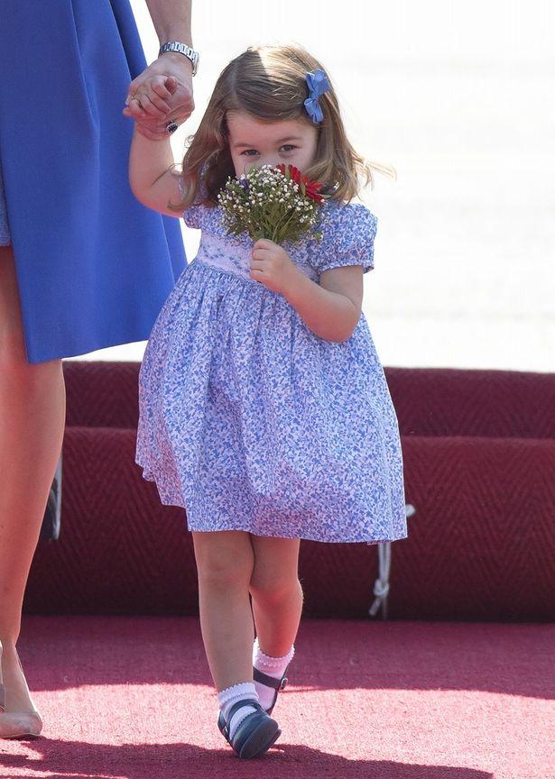 シャーロット王女の好みは普通?