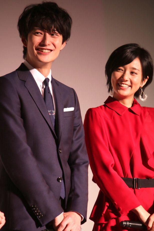 『伊藤くん A to E』で初共演した岡田将生と木村文乃