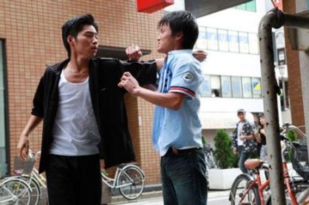 人気お笑いコンビ・ジャルジャルが社会派青春映画で主役に大抜てき!