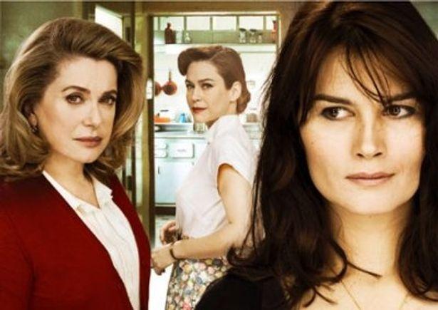 カトリーヌ・ドヌーブが主演の『隠された日記 〜母たち、娘たち〜(仮題)』(10年公開予定)