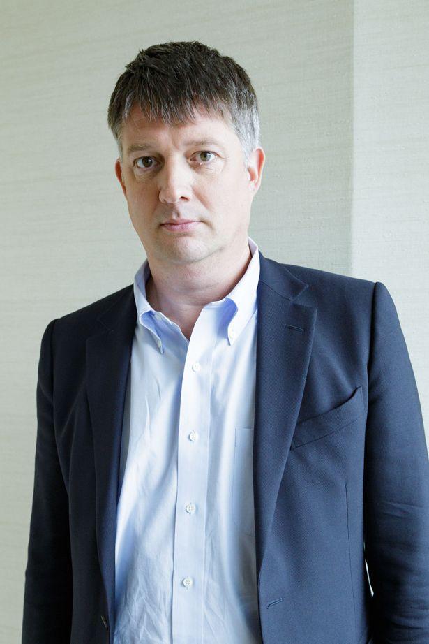 アガサ・クリスティーのひ孫であり、アガサ・クリスティー社の会長兼CEOであるジェームズ・プリチャード氏