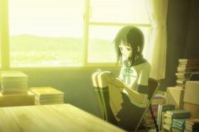 小説を愛するあまり、本ごと食べちゃう文学少女って?