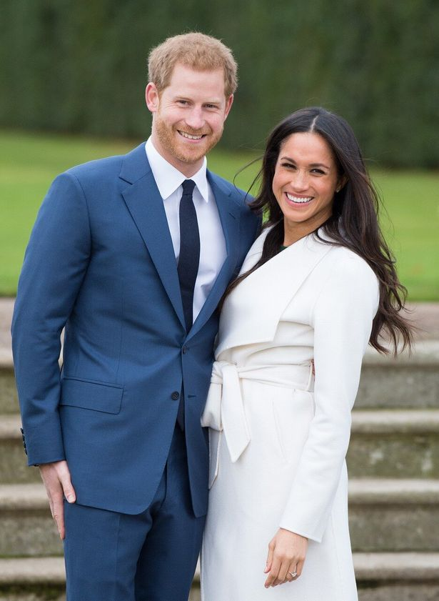 ついにヘンリー王子とメーガンが婚約!