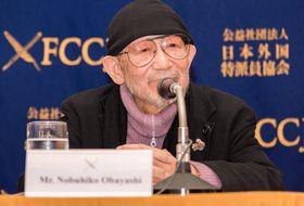 """大林宣彦が『花筐/HANAGATAMI』に注いだ、語りつくせぬ""""映画""""と""""平和""""への情熱"""