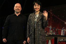 東京コミコンで東京デストロイ宣言!菊地凛子&来場者が熱狂した『パシリム』最新映像が到着