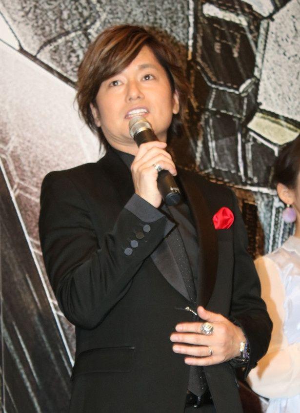 『劇場版 マジンガーZ / INFINITY』で兜甲児役を務めた声優の森久保祥太郎