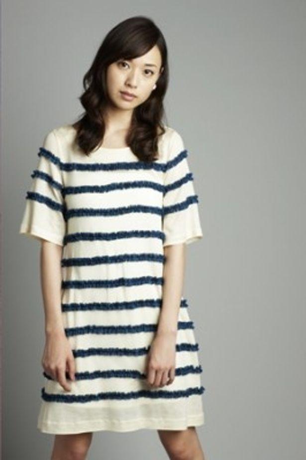 映画「ライアーゲーム ザ・ファイナルステージ」で平凡な女子大生・神崎直を演じる戸田恵梨香