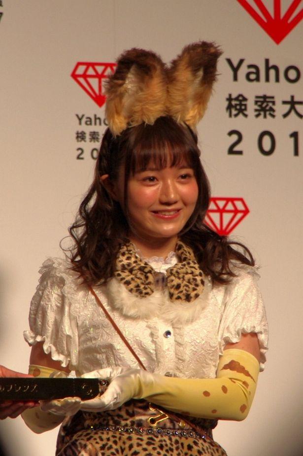 「けものフレンズ」の主演を務める尾崎由香