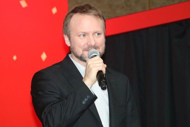 ライアン・ジョンソン監督は、新たなる3部作の監督も務める