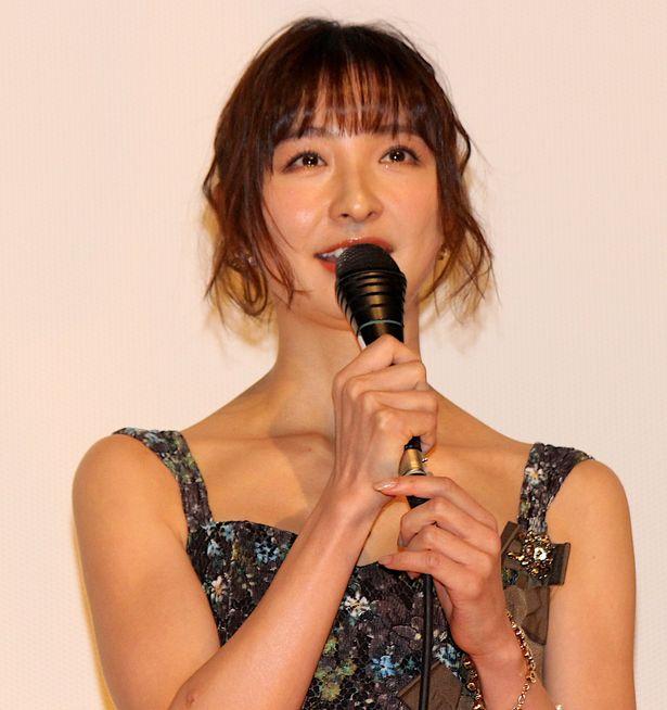 篠田麻里子、濡れ場について驚きの告白!