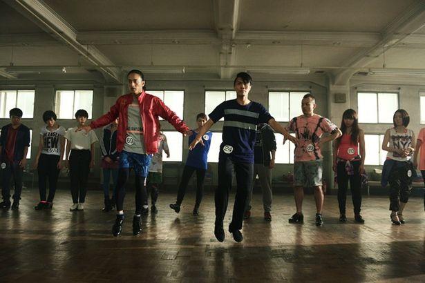 『TAP~』公開後、映像に魅了されタップダンスの世界を志した人もいたそうで、監督も本当に嬉しいと微笑んでいた