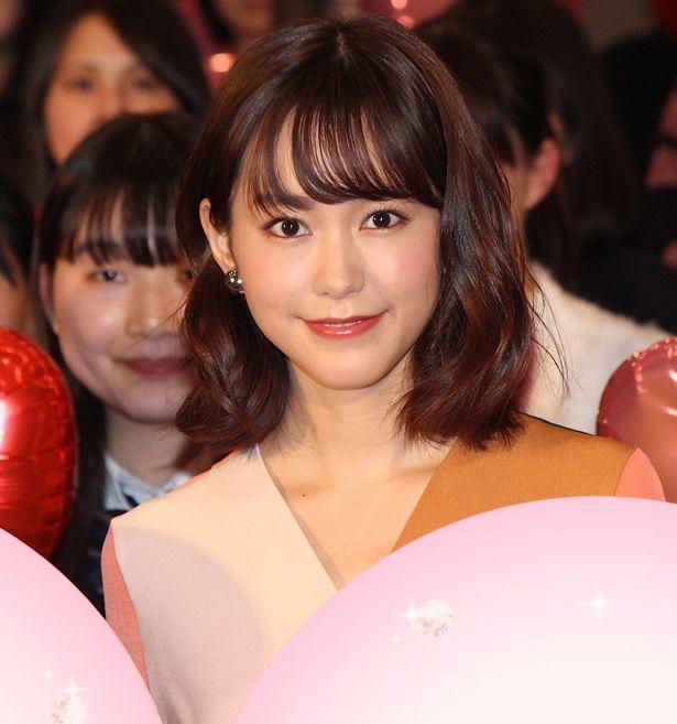 桐谷美玲の誕生日を女子140名がお祝い!