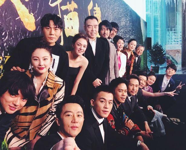 日中を代表する映画人たちが北京に集結!