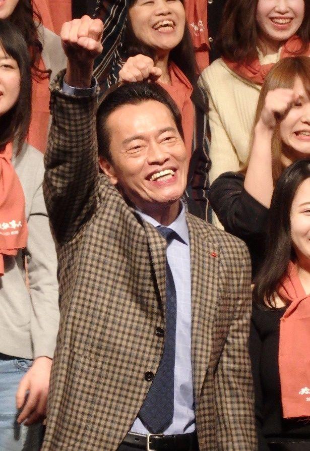 「スペシャルドラマ 必殺仕事人」で瓦屋の陣八郎を演じる遠藤憲一
