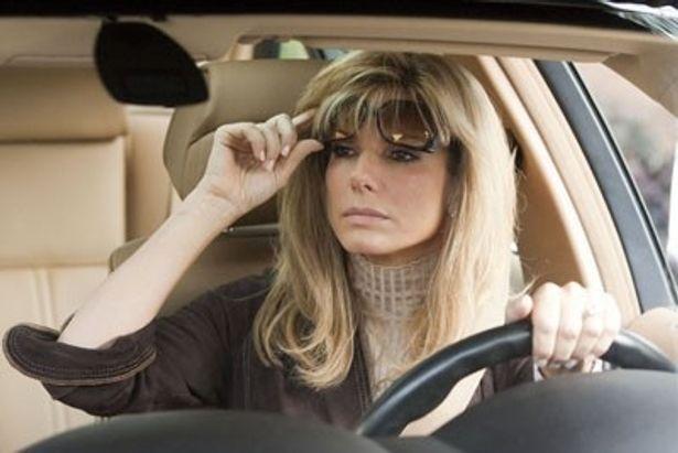 サンドラ・ブロックが見事アカデミー賞主演女優賞を受賞した『しあわせの隠れ場所』