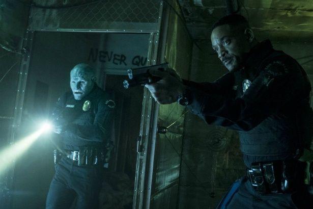 Netflix配信映画『ブライト』は12月22日(金)より全世界同時オンラインストリーミング配信中